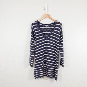 4FOR$20/Tobi Knit Striped Tunic Dress Sz S